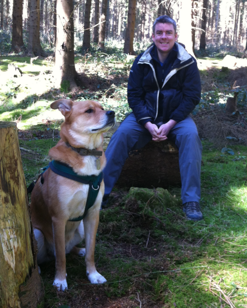 Theo & Me - Queen Elizabeth Country Park